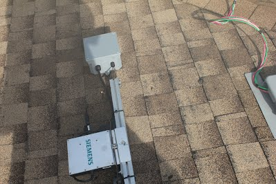 Rooftop Junction Box