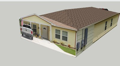 Tampa 3D front view
